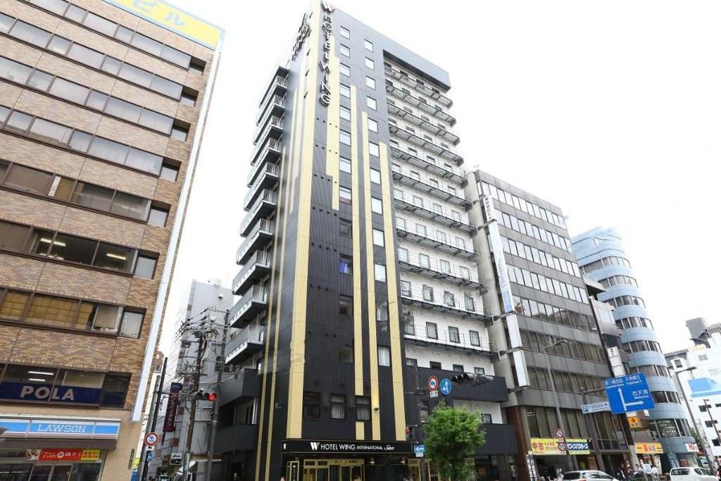 Hotel Wing International Select Osaka Umeda 1