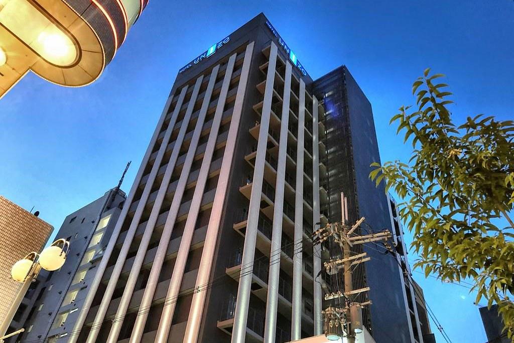 HOTEL UNIZO Osaka Umeda 1