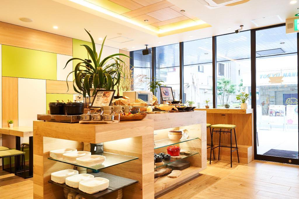 Henn na Hotel Osaka Shinsaibashi 4