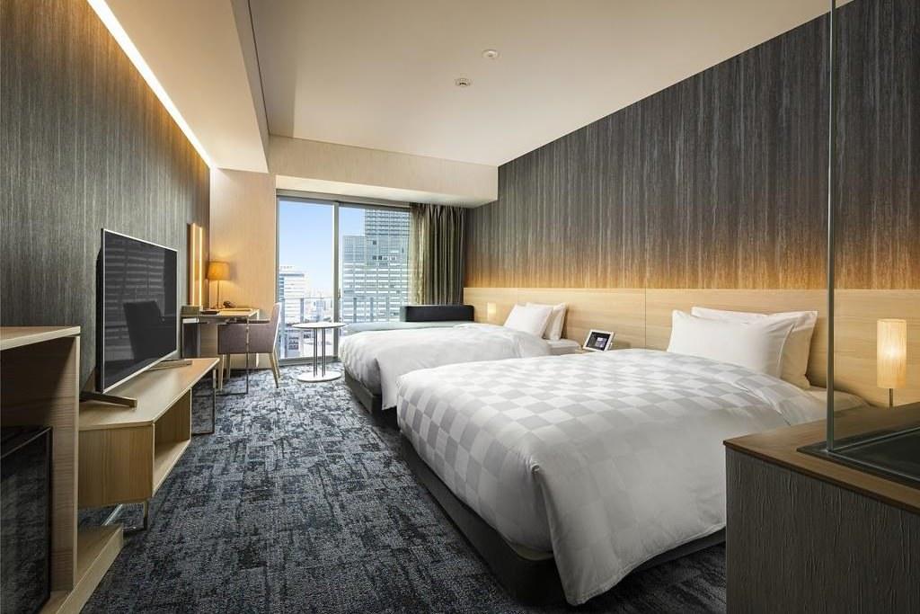 Hotel Royal Classic Osaka 2