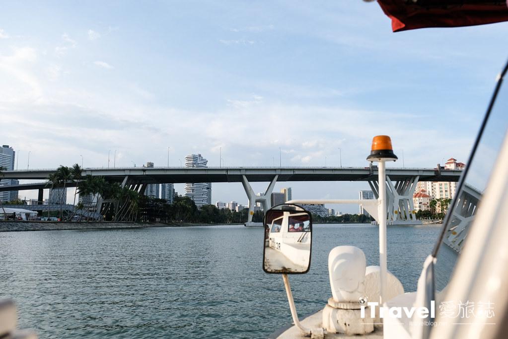 新加坡水陸兩棲鴨子船遊覽 Singapore Duck Tours Bus (41)