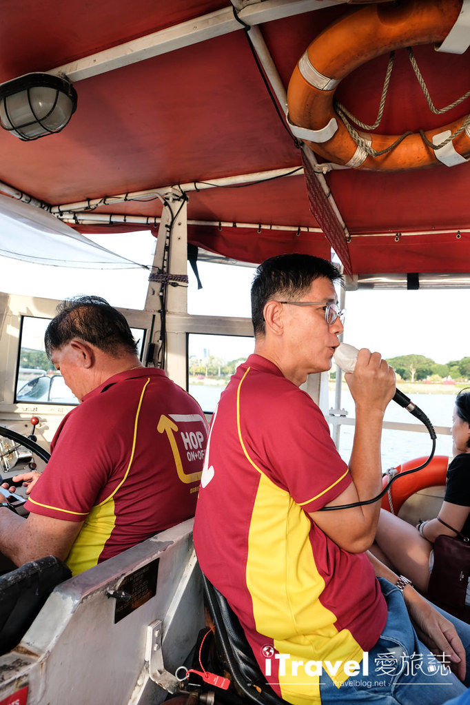 新加坡水陸兩棲鴨子船遊覽 Singapore Duck Tours Bus (40)