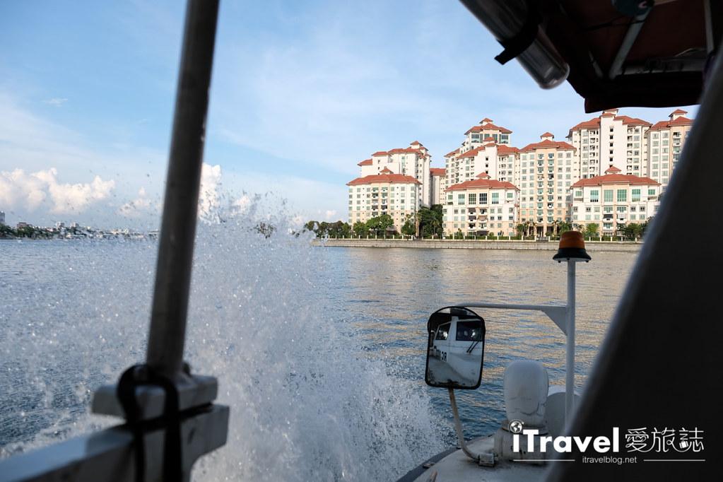 新加坡水陸兩棲鴨子船遊覽 Singapore Duck Tours Bus (13)