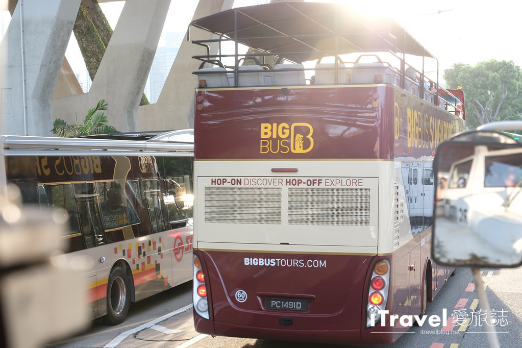 新加坡水陸兩棲鴨子船遊覽 Singapore Duck Tours Bus (46)