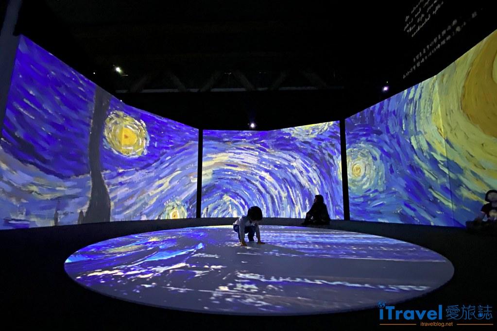 再見梵谷光影體驗展 Van Gogh Alive (1)