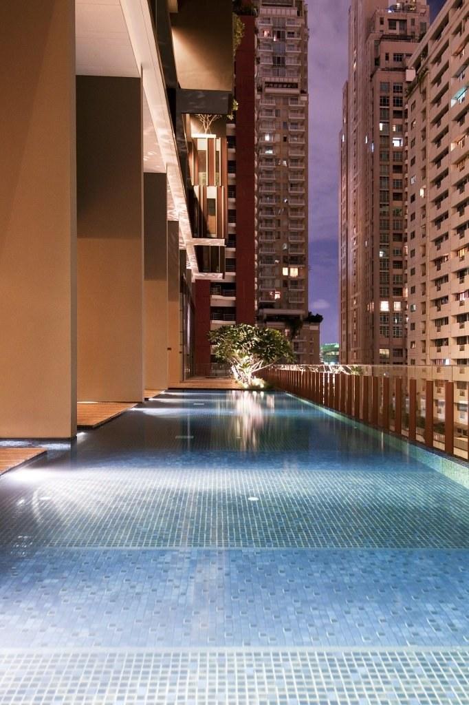 Hansar Bangkok Hotel 5