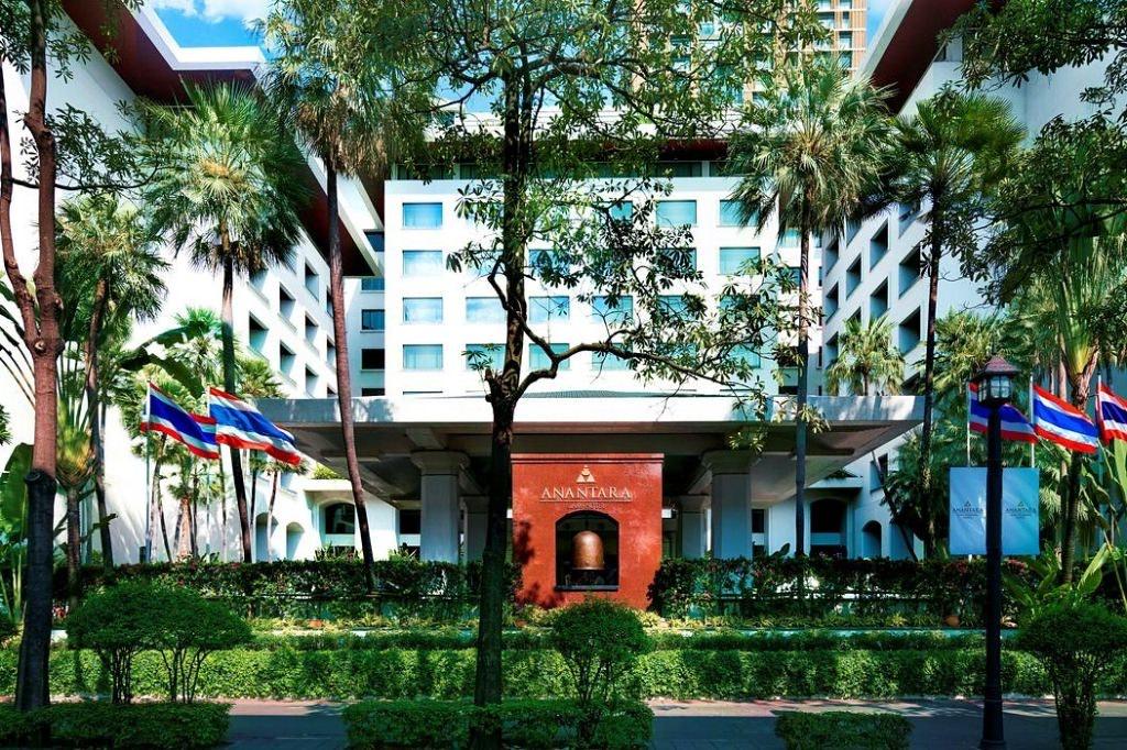 Anantara Siam Bangkok Hotel 1