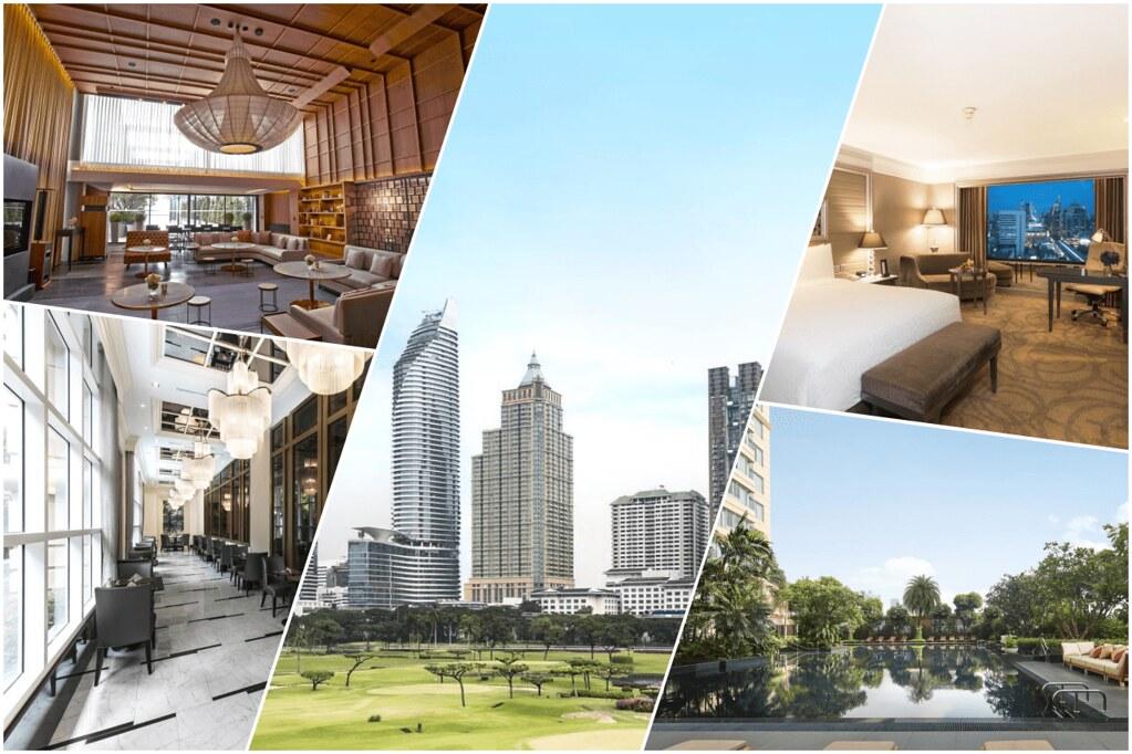 Top 10 Bangkok Siam Hotels