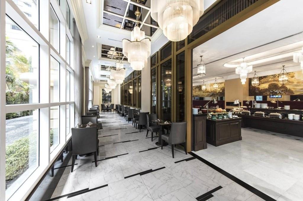 Grande Centre Point Hotel Ratchadamri 4