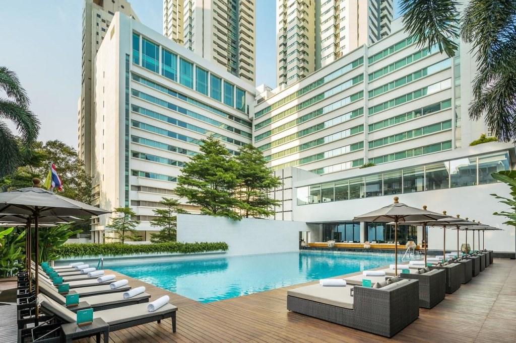 COMO Metropolitan Bangkok 5