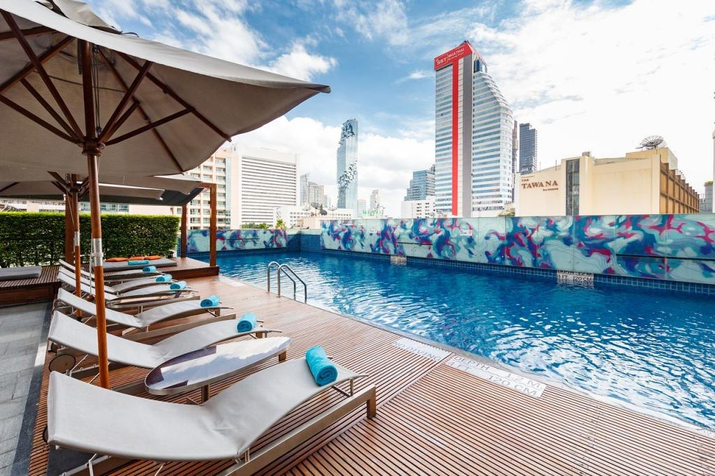 Le Méridien Bangkok 5