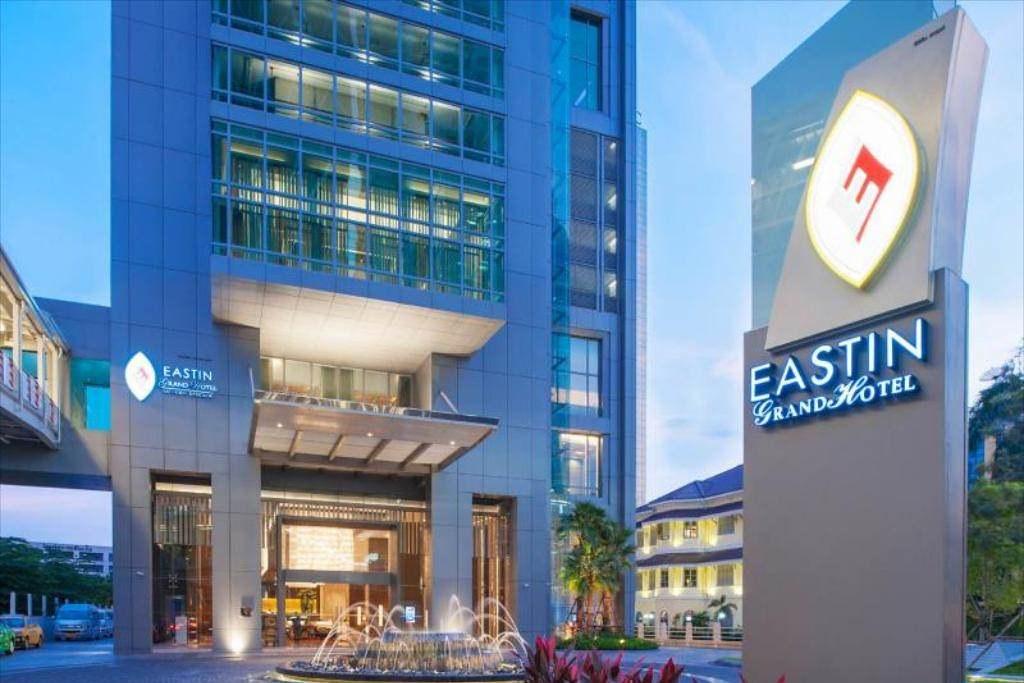 Eastin Grand Hotel Sathorn 1
