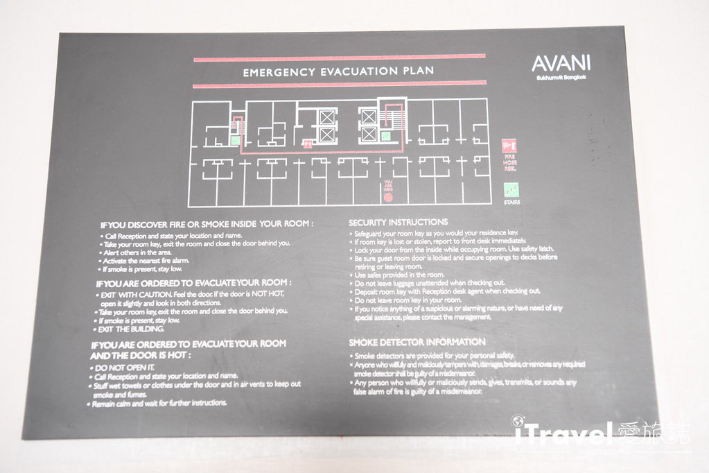 Avani Sukhumvit Bangkok Hotel (34)