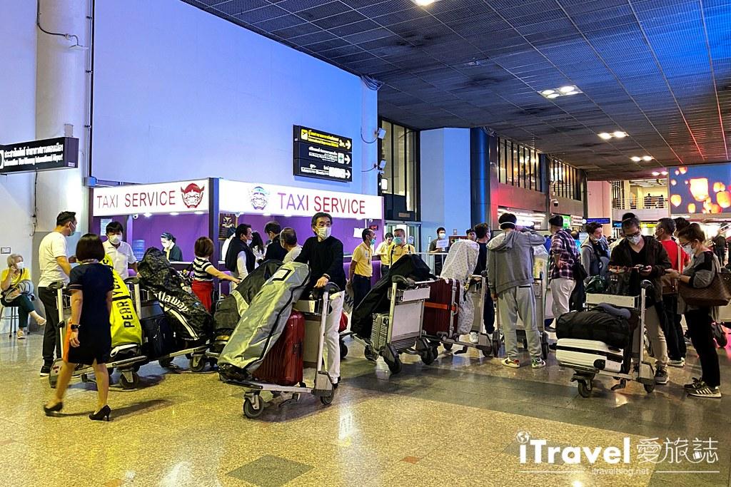 廊曼國際機場 Don Mueang International Airport (7)