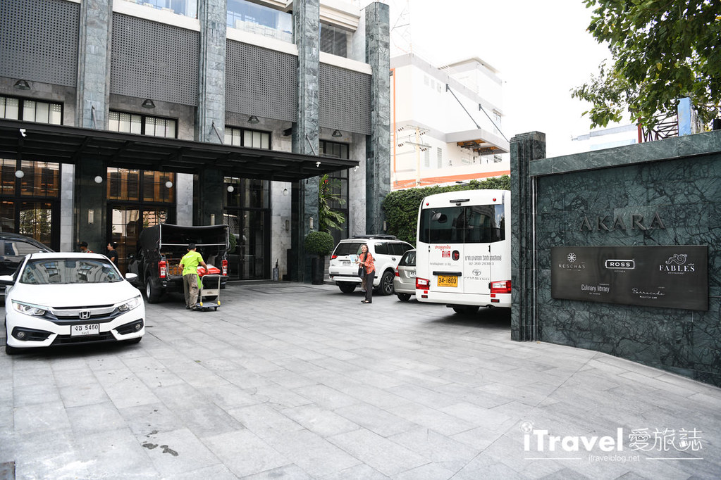曼谷阿卡拉酒店 Akara Hotel Bangkok (1)