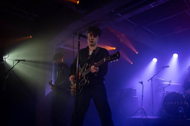 Inhaler - SWG3 Glasgow 23rd February 2020