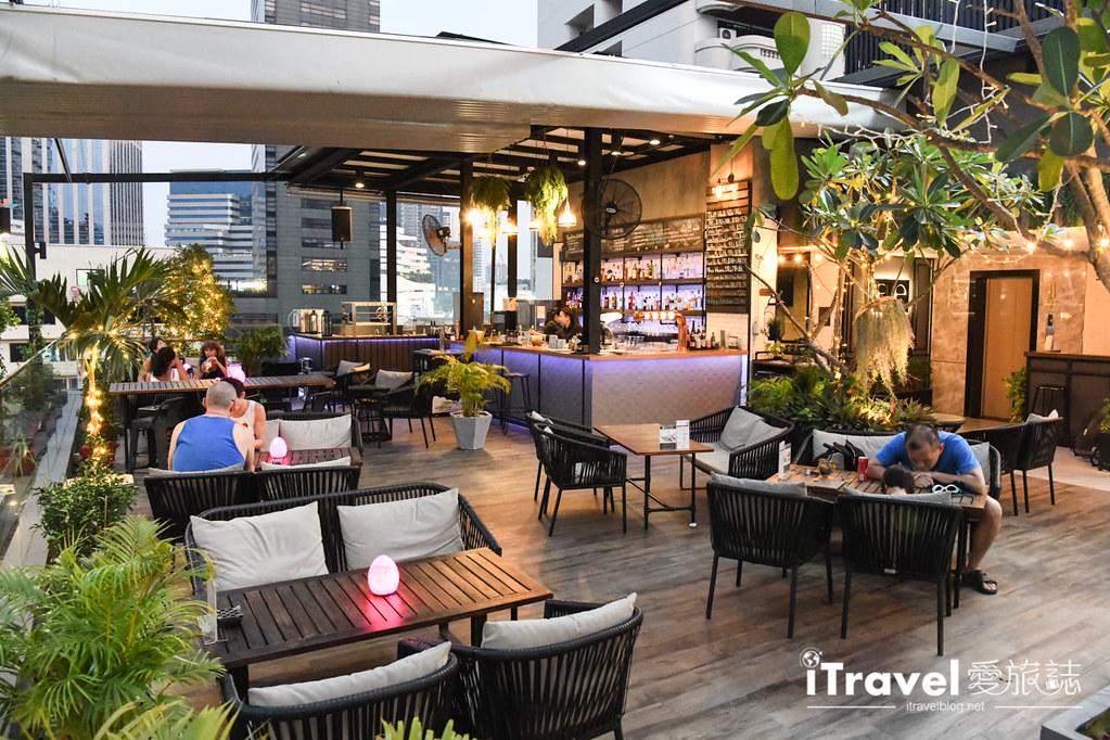 曼谷素坤逸阿奇拉飯店 Akyra Sukhumvit Bangkok (56)