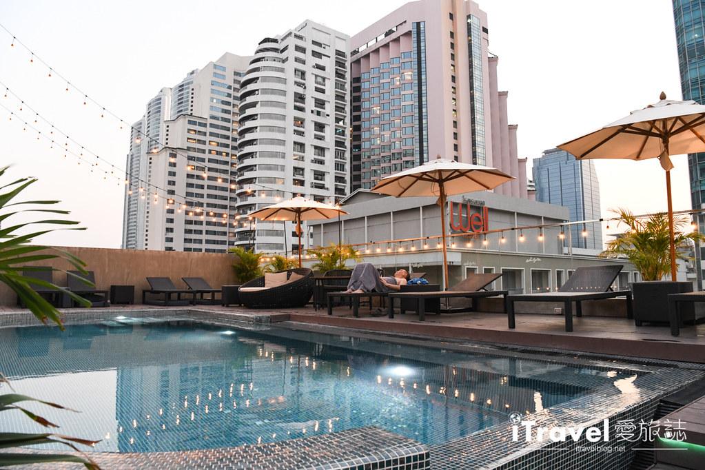 曼谷素坤逸阿奇拉飯店 Akyra Sukhumvit Bangkok (44)