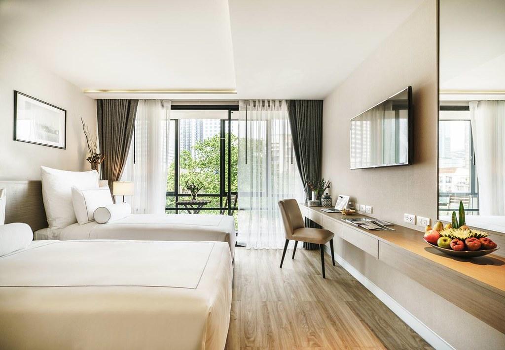 曼谷素坤逸阿奇拉飯店 Akyra Sukhumvit Bangkok (1)