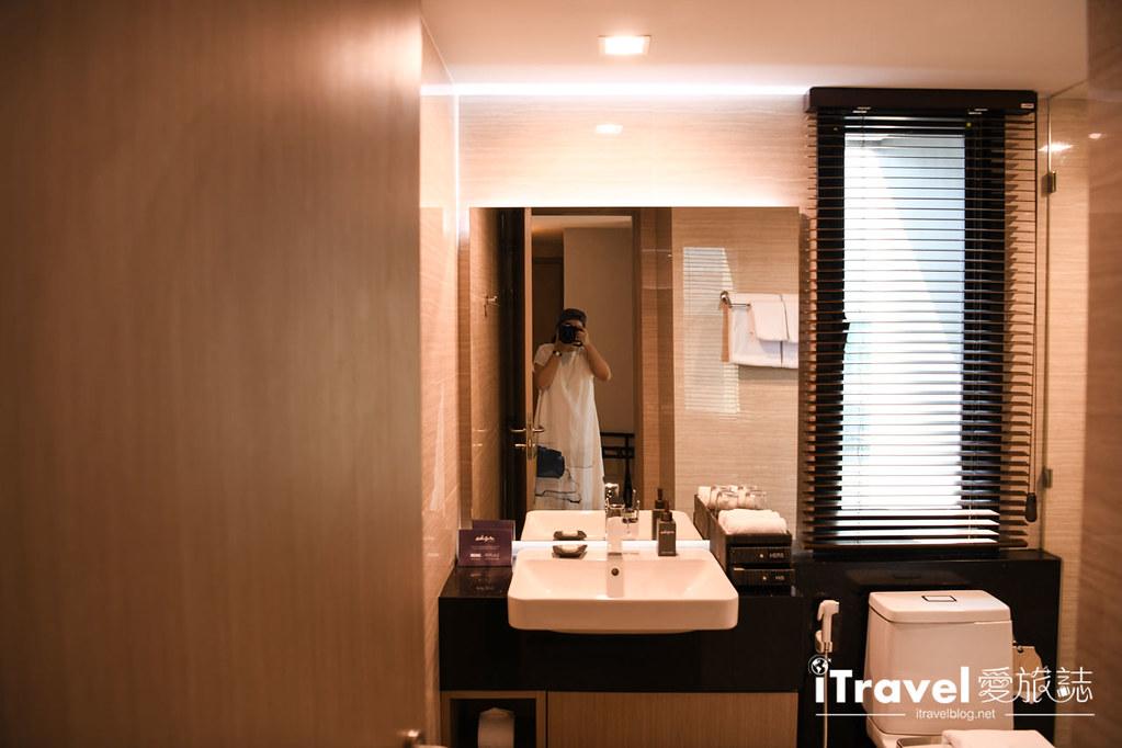 曼谷素坤逸阿奇拉飯店 Akyra Sukhumvit Bangkok (35)