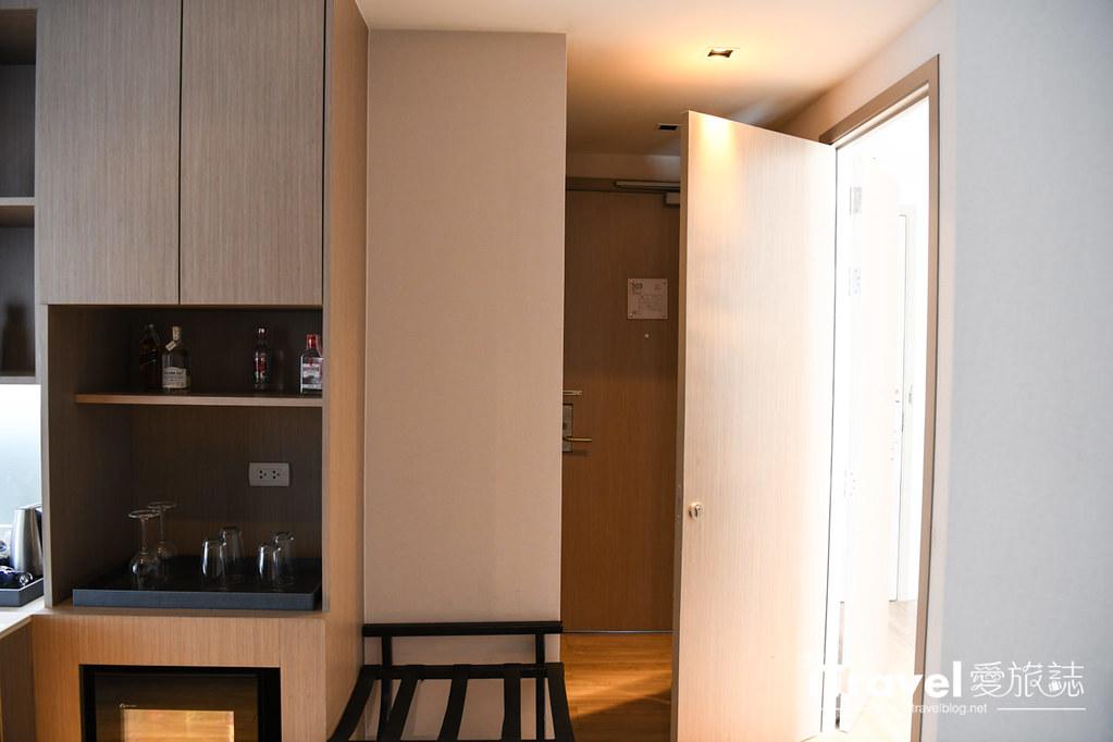 曼谷素坤逸阿奇拉飯店 Akyra Sukhumvit Bangkok (37)