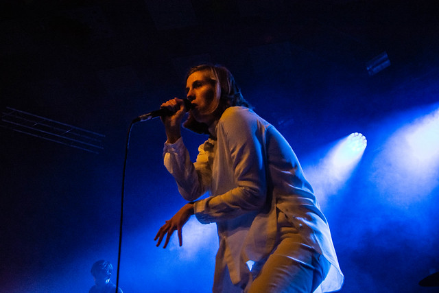 Whispering Sons - Barrowland Glasgow 3rd March 2020
