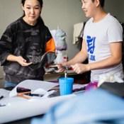 Fashion business, Bishkek