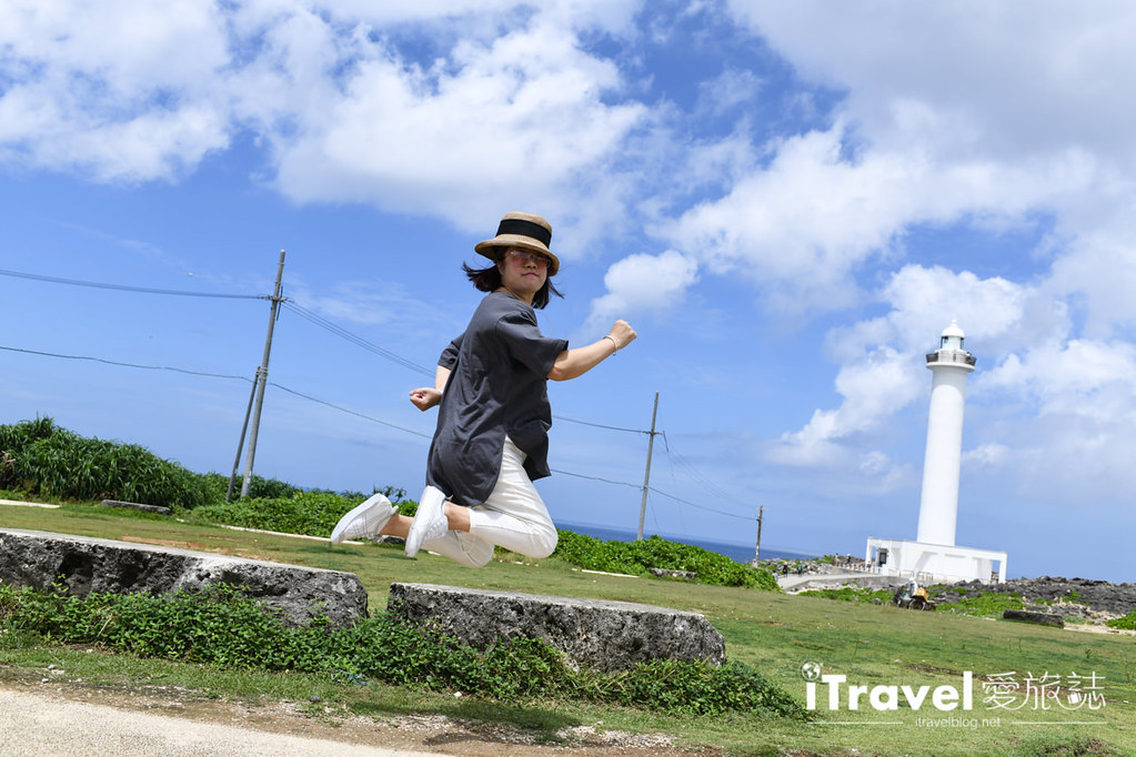 沖繩殘波岬燈塔、公園 (10)