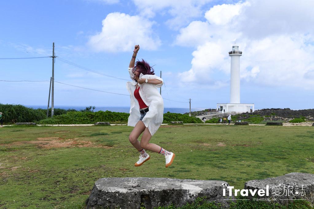 沖繩殘波岬燈塔、公園 (8)
