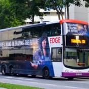 SBS Transit Volvo B9TL CDGE