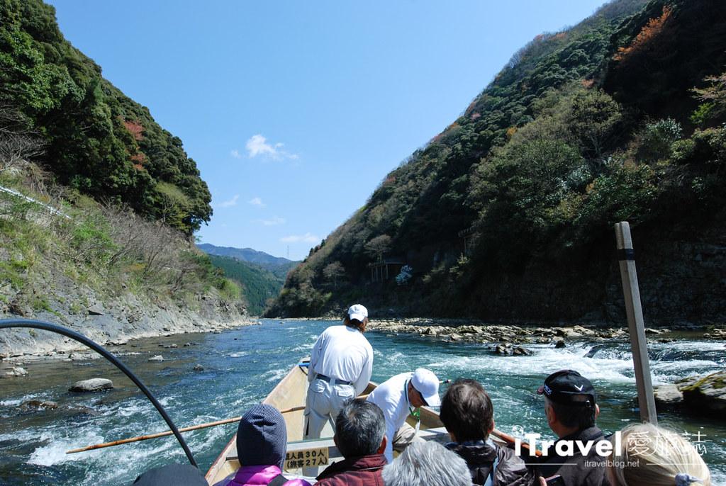 京都保津川遊船 (4)