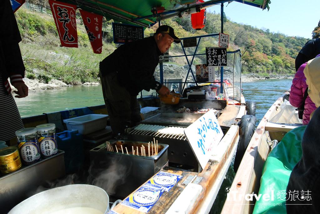 京都保津川遊船 (12)