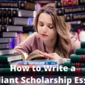 How to Write a Brilliant Scholarship Essay_