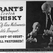 Grant's Scotch Whisky (1940)