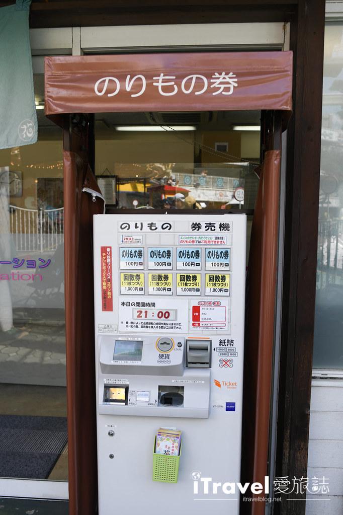 淺草花屋敷 浅草花やしき (7)