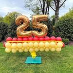 #25 Balloon Sculpture