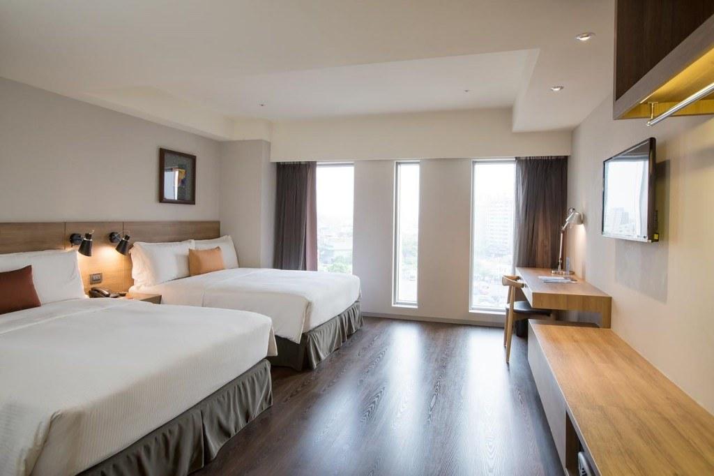 Just Sleep Kaohsiung Zhongzheng Hotel 3