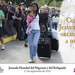 27.9.20 Jorn. Mundial Migrante y Refugiado