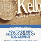 How to Get admission into Kellogg MBA, despite a low GPA