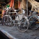 20200722 Op een oude fiets