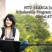 NTU-SEARCA Joint Scholarship Program for Global ATGS