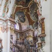 Einsiedeln Abbey, Einsiedeln, Schwyz, Switzerland