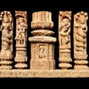 India - Odisha - Konark - Sun Temple - 144d
