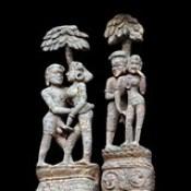 India - Odisha - Konark - Sun Temple - 136d