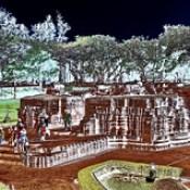 India - Odisha - Konark - Chhayadevi Temple - 222bb