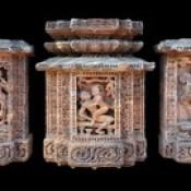 India - Odisha - Konark - Chhayadevi Temple - 234d