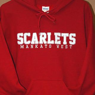 Scarlet's Applique