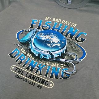 The Landing Fishing