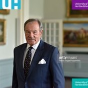 2005 Hertfordshire University/INTI University, Nilai incident. Lim Eng Pyn pays tribute to Sir Ian MacLaurin, The Lord MacLaurin of Knebworth, Chancellor of the University of Hertfordshire. White people in Malaysia.