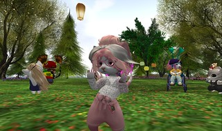 DJ Brandi and host Butter at Maycreations 12Noon-1pmSLT